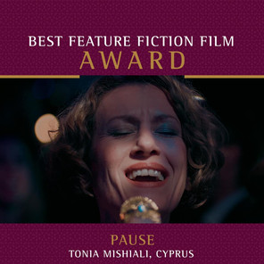 Best Fiction Feature Award!