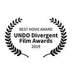 BEST MOVIE AWARD - UNDO Divergent Film A