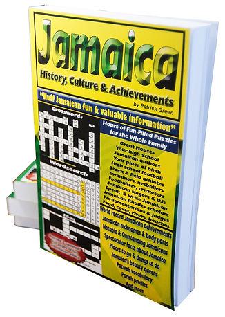 Lean about Jamaica's history, culture & achievements in the unique Jmaican book