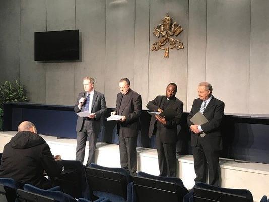 Tem início na quinta-feira no Vaticano encontro sobre drogas e vícios