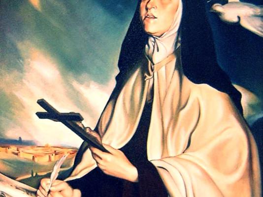 Conheça 10 conselhos de Santa Teresa de Jesus para sermos santos em nosso dia-a-dia