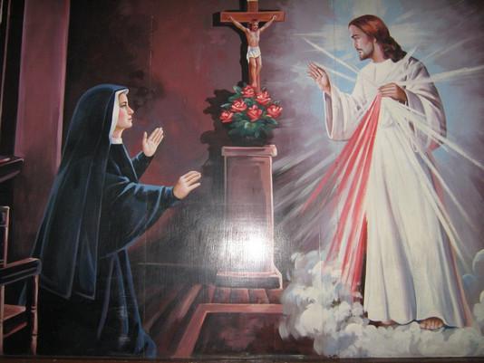 Novena da Divina Misericórdia - Quinto dia