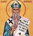 São Patrício, sacerdote missionário