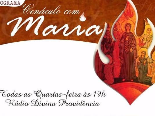 Programa Cenáculo com Maria