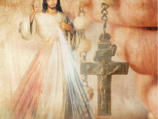 Novena da Divina Misericórdia - Terceiro dia