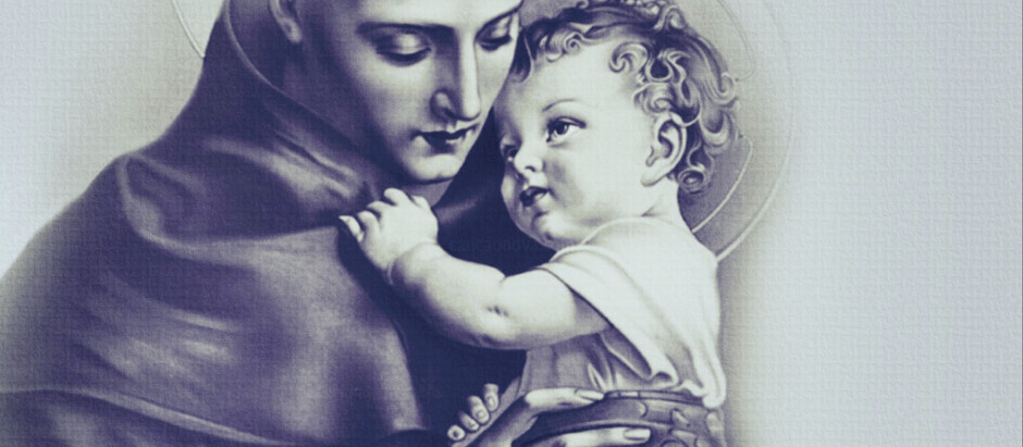 Santo Antônio, doutor da Igreja e Baluarte da Comunidade Deus Existe