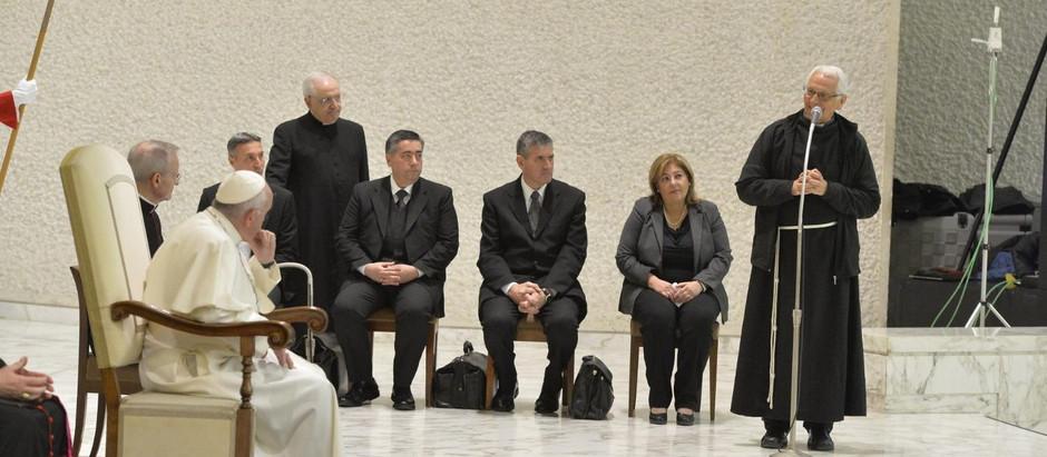 Papa Francisco: prisões precisam ser laboratórios de humanidade e esperança