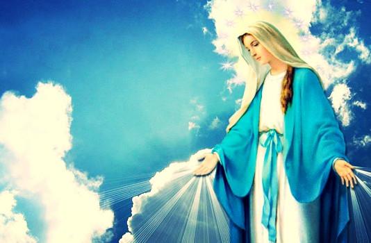 Reze conosco a Novena de Nossa Senhora das Graças