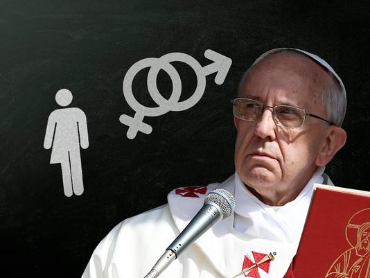 O que o Papa Francisco diz sobre a Ideologia de gênero