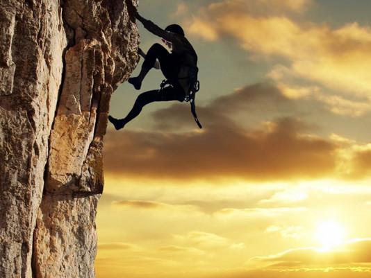 O alpinismo da santidade - Por Flávio Pena