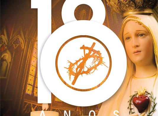 Deus Existe lança logomarca oficial em comemoração aos seus 18 anos
