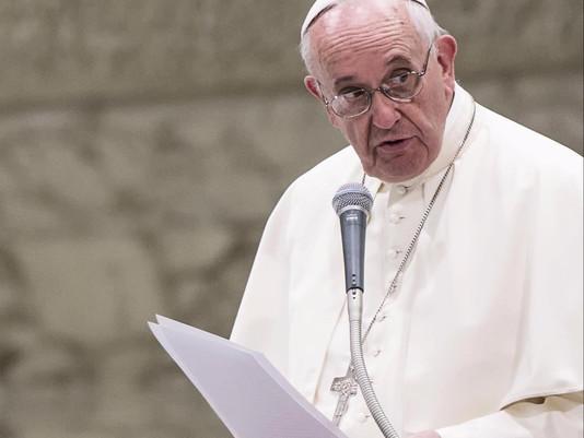 """""""Igreja é feita de pecadores que precisam de misericórdia"""""""