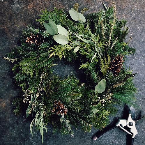 "Small Wreath 12"""