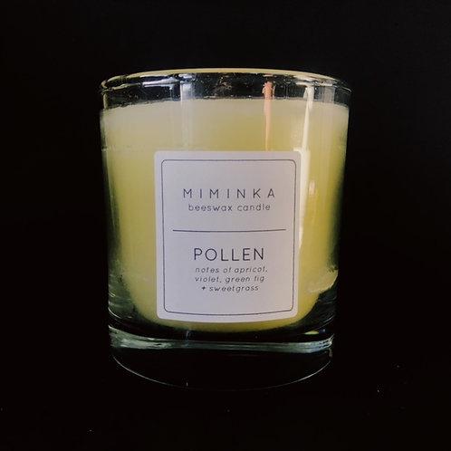 Glass: Pollen