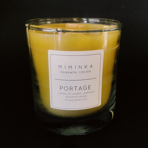 Glass: Portage