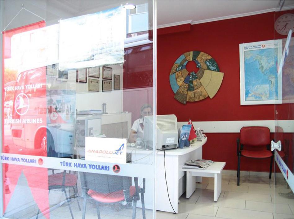 Türk Hava Yolları Çanakkale Bürosu