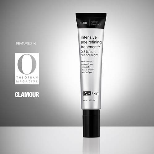 Intensive Age Refining Treatment®: 0.5% pure retinol ( uso de noche)