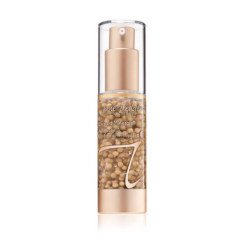 Liquid Minerals® A Foundation with Hyaluronic Acid (Caramel)