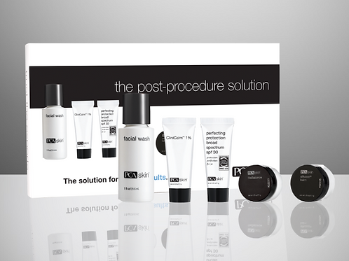 The Post-Procedure Solution Kit Aprés Peel