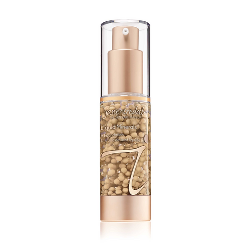 Liquid Minerals® A Foundation with Hyaluronic Acid (Warm Sienna)