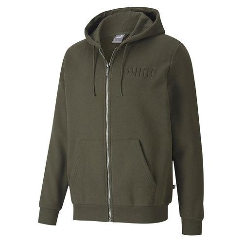 Modern Basic Zip Hoody 583578-70