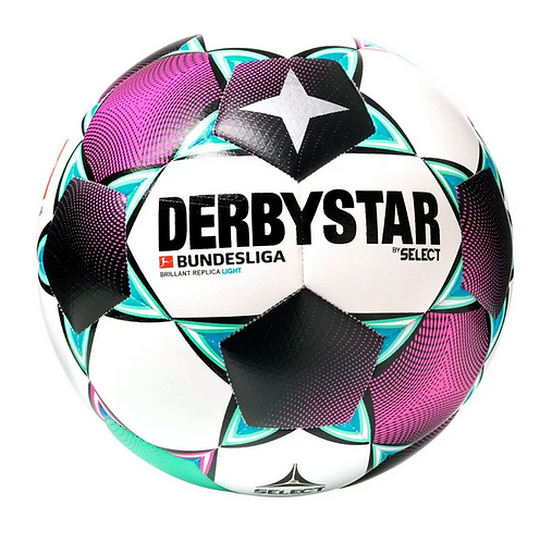 DERBYSTAR Bundesliga 2020/2021 Brilliant sLight 350gr. 1315-20