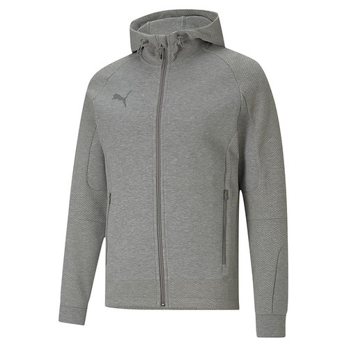 PUMA teamCUP Casual Hooded Jacket 656748 033