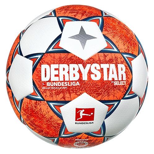 DERBYSTAR Bundesliga 2021/2022 Brilliant sLight 290gr. 1325-21