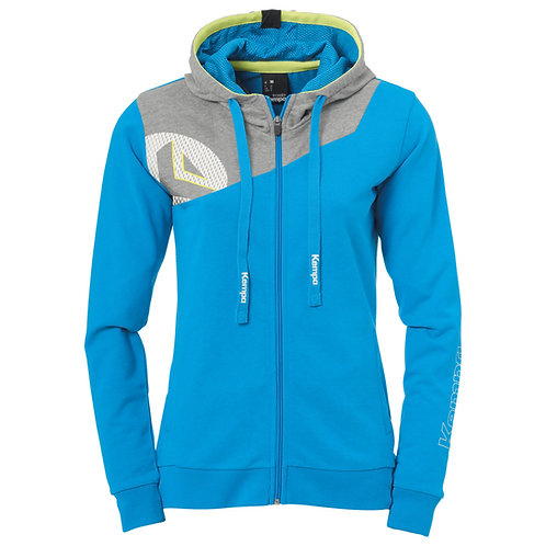 Core 2.0 Kapuzenjacke LADY 200-2197-02
