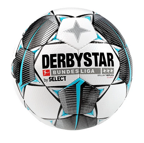 DERBYSTAR Bundesliga 2019/2020 Brilliant Light 350gr. 1310-19