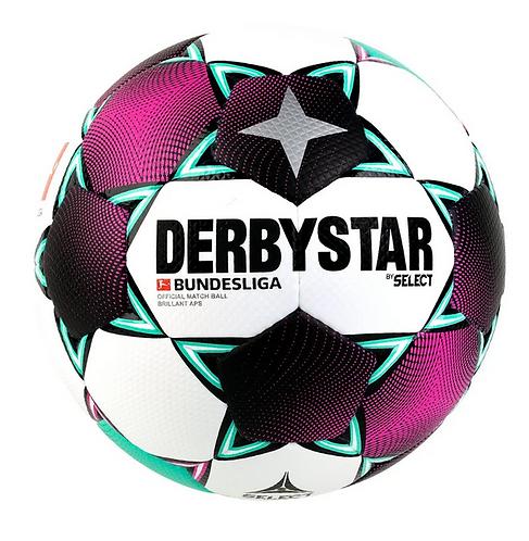 DERBYSTAR Bundesliga 2020/2021 Brilliant APS Matchball 1804