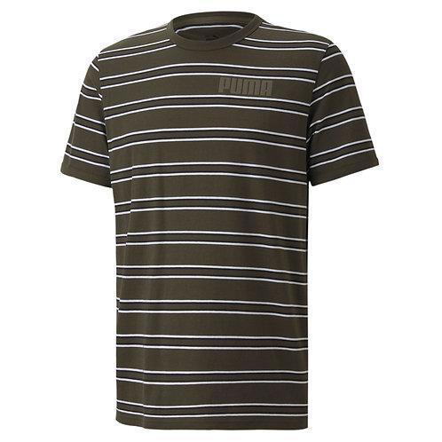 Modern Striped Tee 583667-70