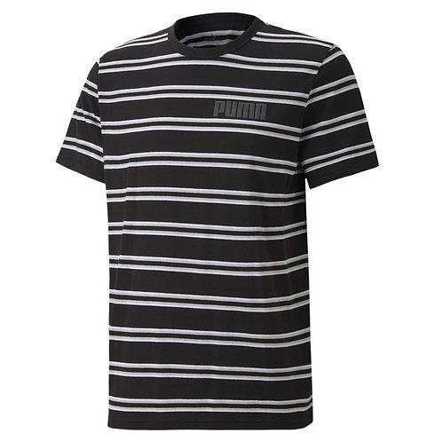 Modern Striped Tee 583667-01