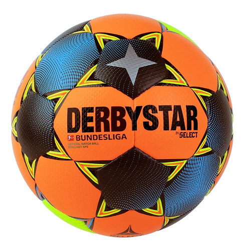 DERBYSTAR Bundesliga 2020/2021 Brilliant APS Matchball 1805