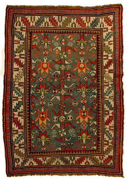 Jim Campbell's Karabakh 3-6 x 5-0
