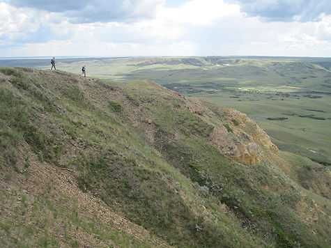 Bell River Cypress Hills Formation