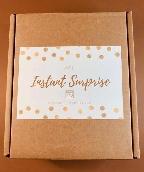 """BOX Février """"Mon Instant Surprise"""""""