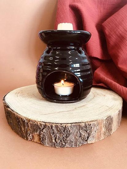 Brûleur à fondants basic blanc, gris ou noir