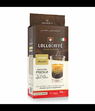 Lollocaffe gemahlen 250g