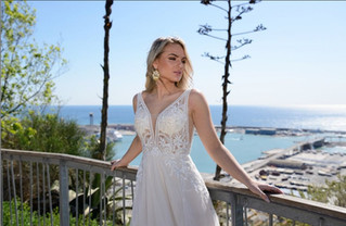Introducing the New Wedding Dresses from Catherine Parry