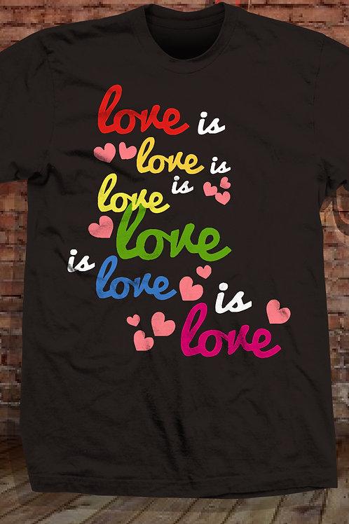 "FreedHearts ""Love is Love is Love"" Shirt!"