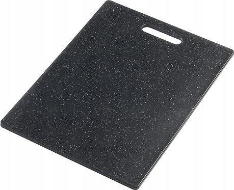 Deska do krojenia antracyt granit duża ROTHO