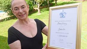 Bailarina de 71 anos é aprovada na Royal Academy of Dance