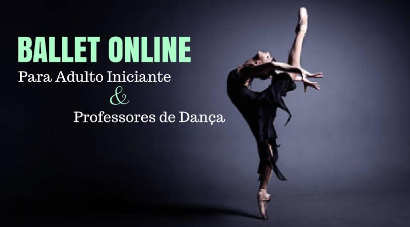d24442d518 O que é Ballet OnLine
