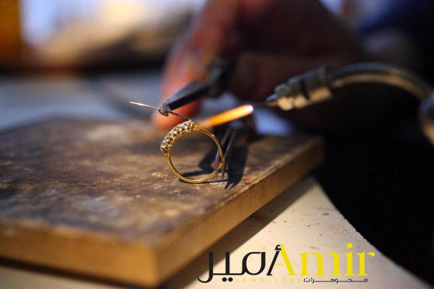 Jewelry repair and restoration