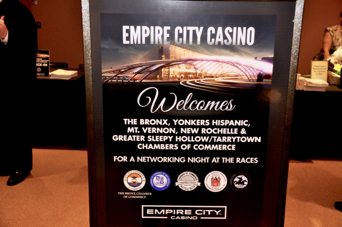 Empire Casino  Sign  062015