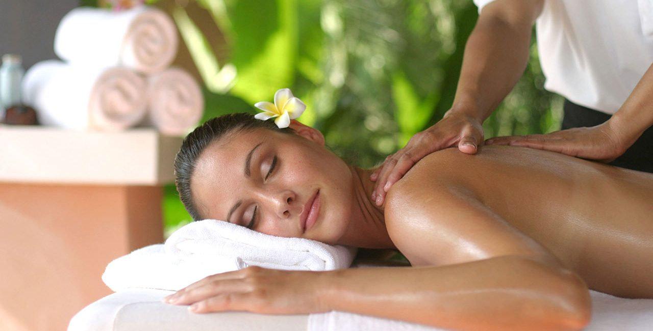 Thai Aromaöl Massage