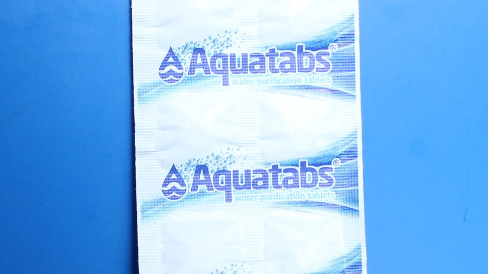 Aquatab 67mg Tablet