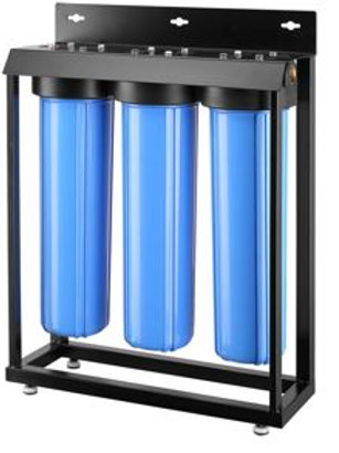 20 inch three stage filter housing bundle