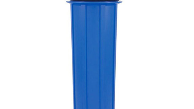 Big blue filter housing (10 inch and 20 inch options)